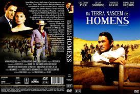DA TERRA NASCEM OS HOMENS (1958)  - FILMES RAROS EM DVD