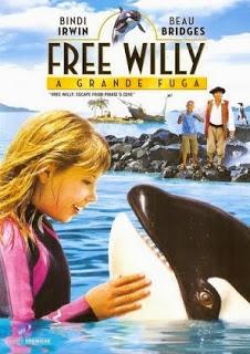 Free Willy 4 - A Grande Fuga (dublado)  - FILMES RAROS EM DVD