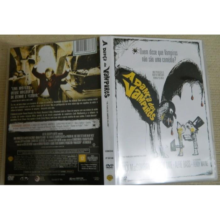 A Dança dos Vampiros 1967  - FILMES RAROS EM DVD