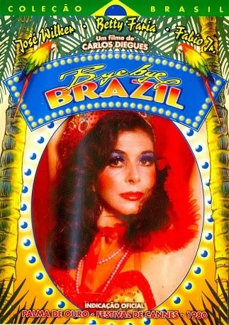 Bye Bye Brasil (1979)  - FILMES RAROS EM DVD