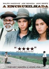 DVD A ENCRUZILHADA (CROSSROADS)  - FILMES RAROS EM DVD