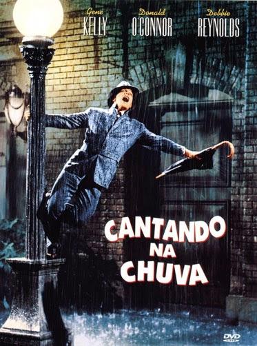 Cantando na Chuva (1952)  - FILMES RAROS EM DVD
