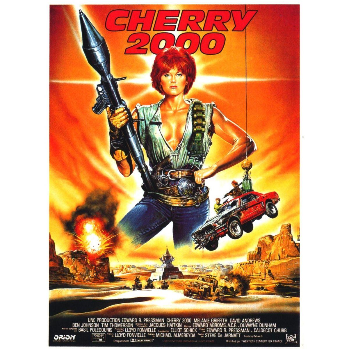 CHERRY 2000 (1987)  - FILMES RAROS EM DVD