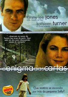 O ENIGMA DAS CARTAS (1993)  - FILMES RAROS EM DVD