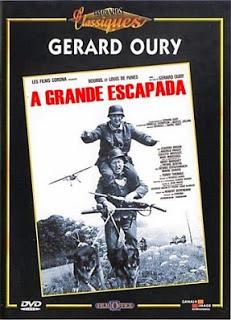 A Grande Escapada (1966)  - FILMES RAROS EM DVD