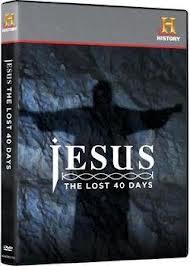 Documentário Jesus E Os 40 Dias Perdidos  - FILMES RAROS EM DVD