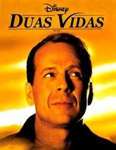 DVD Duas Vidas (2000) com Bruce Willis  - FILMES RAROS EM DVD