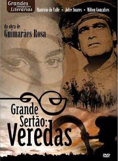 Grande Sertão: Veredas (1965)  - FILMES RAROS EM DVD