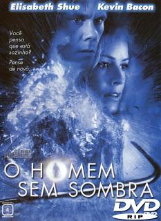 O Homem sem Sombra (2000) com Kevin Bacon  - FILMES RAROS EM DVD