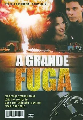 A GRANDE FUGA (1994)  - FILMES RAROS EM DVD