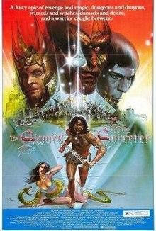 A Espada e os Bárbaros (1982)  - FILMES RAROS EM DVD