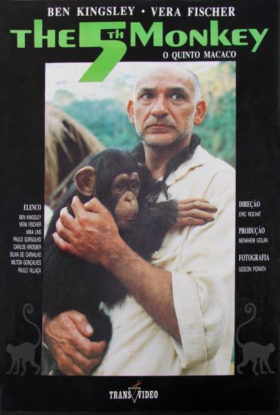 Resultado de imagem para o quinto macaco