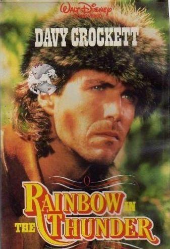 DAVY CROCKETT – O HERÓI DAS MONTANHAS (1988)  - FILMES RAROS EM DVD