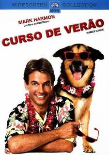 Curso de Verão (1987)  - FILMES RAROS EM DVD