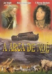 A Arca de Noé (1999) com Jon Voight  - FILMES RAROS EM DVD
