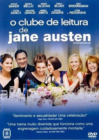 O Clube de Leitura de Jane Austen  - FILMES RAROS EM DVD