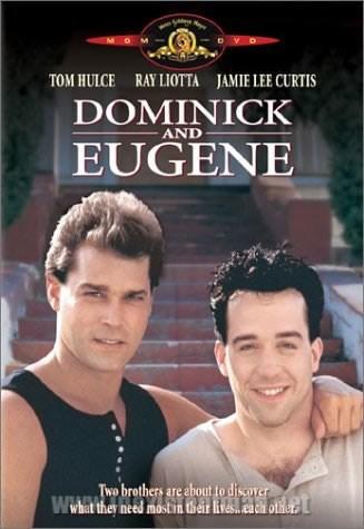DOMINICK E EUGENE (1988)  - FILMES RAROS EM DVD