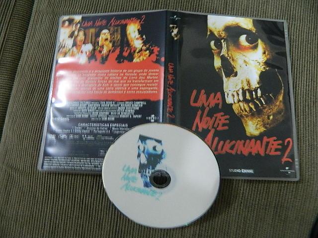 Uma Noite Alucinante 2 - 1987  - FILMES RAROS EM DVD