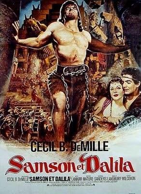 SANSÃO E DALILA  - 1949  - FILMES RAROS EM DVD