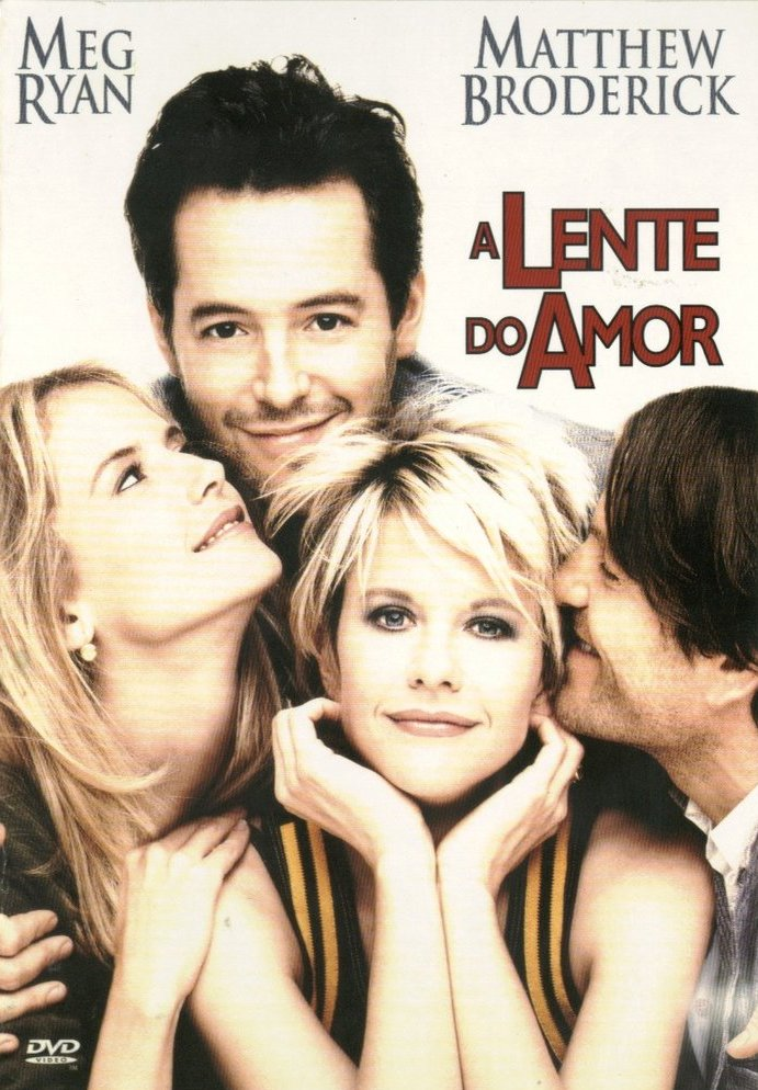 A LENTE DO AMOR (1997)  - FILMES RAROS EM DVD