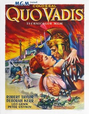 QUO VADIS? - 1951  - FILMES RAROS EM DVD