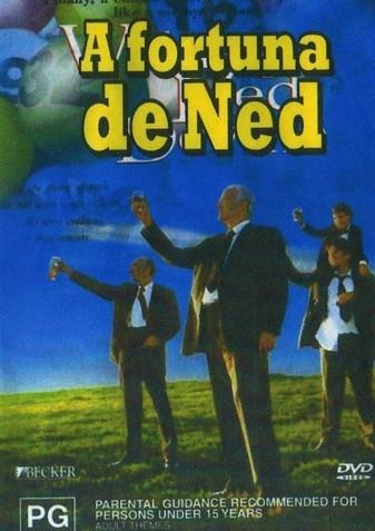 A FORTUNA DE NED (1998)  - FILMES RAROS EM DVD