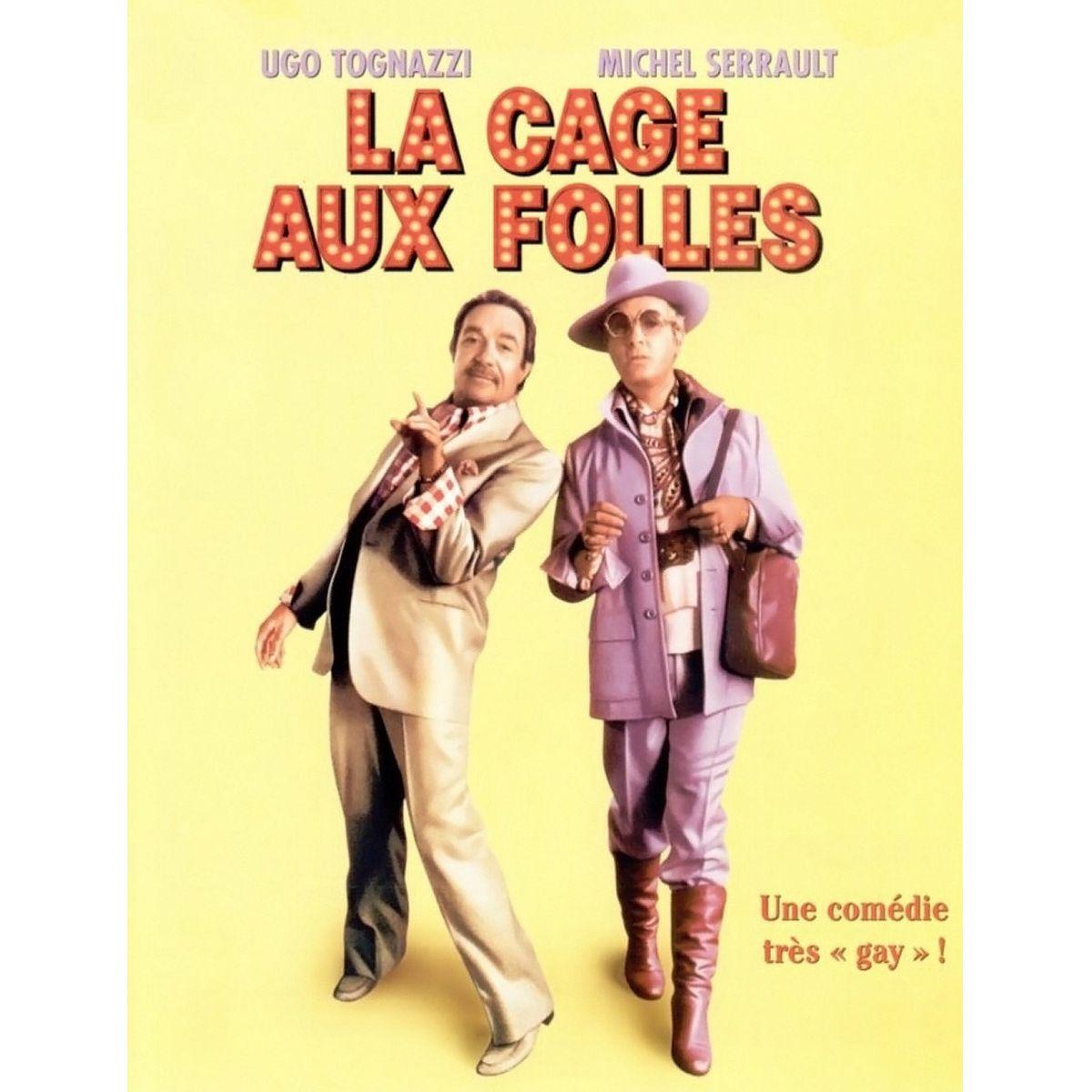 A GAIOLA DAS LOUCAS (1978)  - FILMES RAROS EM DVD