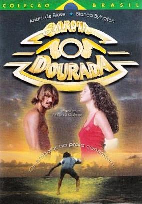GAROTA DOURADA (1984)  - FILMES RAROS EM DVD