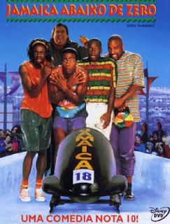 Jamaica Abaixo de Zero (1993)  - FILMES RAROS EM DVD