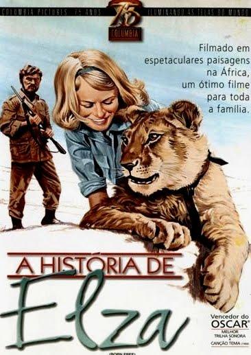 A História de Elza (1966) dublado  - FILMES RAROS EM DVD