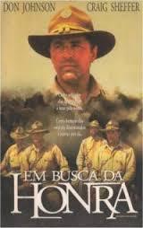 Em Busca da Honra (1995) Ken Olin  - FILMES RAROS EM DVD
