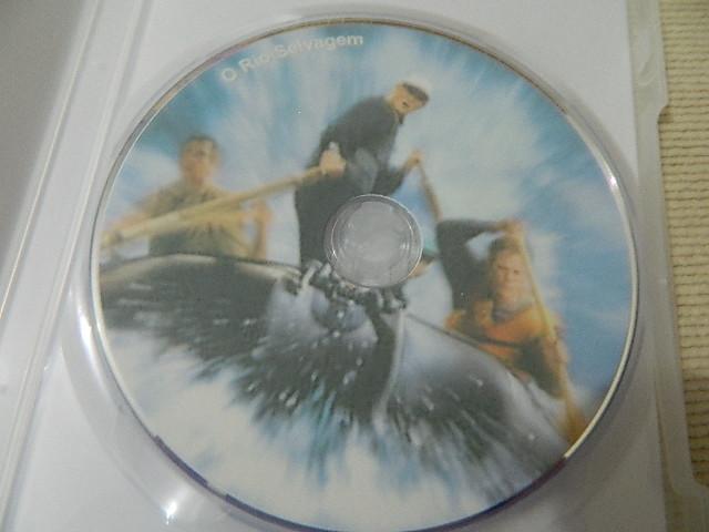 O Rio Selvagem 1994 (The River Wild)  - FILMES RAROS EM DVD