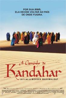 A Caminho de Kandahar (2001)  - FILMES RAROS EM DVD