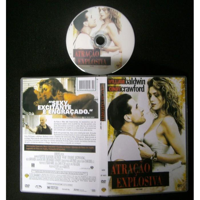 Atração Explosiva (1995) dublado e legendado  - FILMES RAROS EM DVD