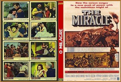 O Milagre (1959)  - FILMES RAROS EM DVD