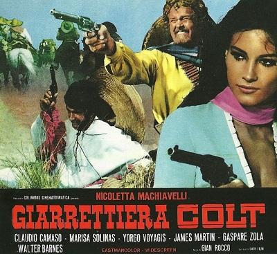 A PISTOLEIRA VIRGEM (1968)  - FILMES RAROS EM DVD