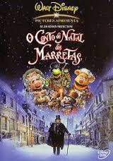 O CONTO DE NATAL DOS MUPPETS (1992)  - FILMES RAROS EM DVD
