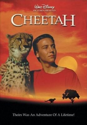 Cheetah - Uma Aventura na África (1989)  - FILMES RAROS EM DVD