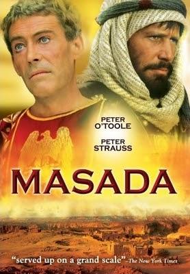 MASADA - 1981 - Seriado completo  - FILMES RAROS EM DVD