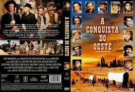 A Conquista do Oeste (1962)  - FILMES RAROS EM DVD