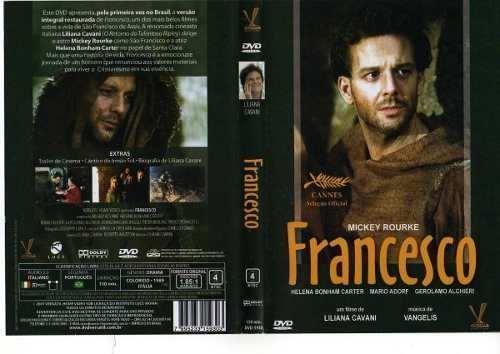 3 Dvd´s Francesco - São Francisco De Assis  - FILMES RAROS EM DVD