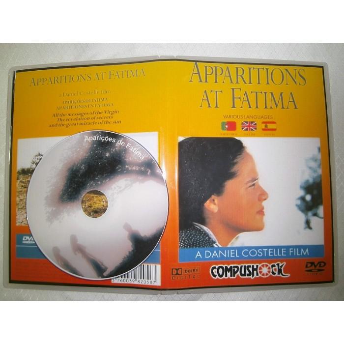 Filme Aparição - Aparições De Fátima 1991 - Daniel Costelle  - FILMES RAROS EM DVD