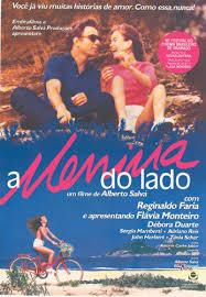 A Menina do Lado (1987)  - FILMES RAROS EM DVD