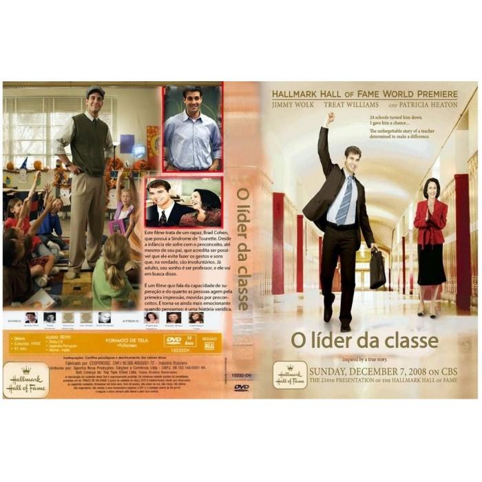 O Primeiro Da Classe - O Líder Da Classe (2008) Asperger  - FILMES RAROS EM DVD
