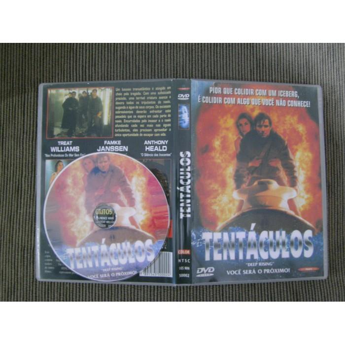 Tentáculos (1998)  - FILMES RAROS EM DVD