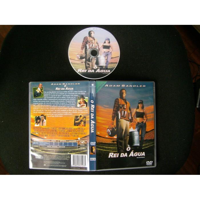 O REI DA ÁGUA (1998)  - FILMES RAROS EM DVD