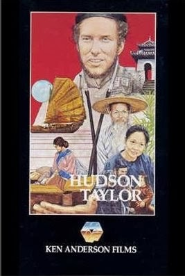 UMA VIDA PELA CHINA - A MISSÃO DE HUDSON TAYLOR  - FILMES RAROS EM DVD