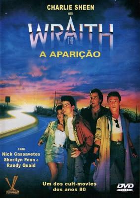 A APARIÇÃO - THE WRAITH - 1986  - FILMES RAROS EM DVD