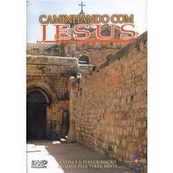 Caminhando Com Jesus - Documentário  - FILMES RAROS EM DVD