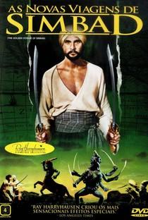 As Novas Viagens de Simbad - 1974  - FILMES RAROS EM DVD